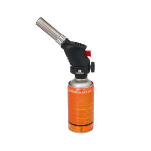 Паяльная лампа КЕМПЕР 1060, пьезоподжиг с баллоном газ бутан-пропан (резьбовой)