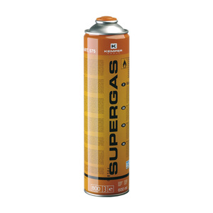 Баллон с газом бутан-пропан Kemper 600 мл/336 гр ( резьбовой)