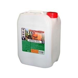 Пластификатор для бетона с противоморозным эффектом -20С, 5 л