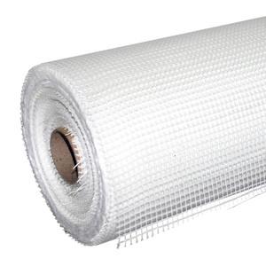 Сетка стеклотканевая 5х5 мм, 1х20 м, 65 гр/м2