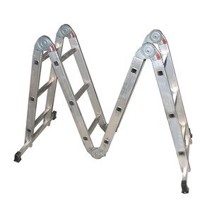 Лестница-трансформер Biber 4-х секционная 3-х ступенчатая