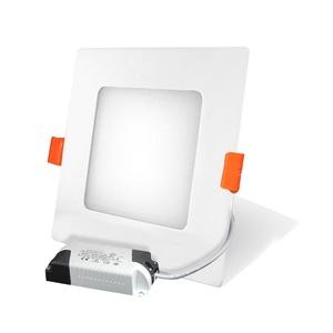 """Светильник LED ультратонкий """"Даунлайт"""", квадрат, 230В, 6Вт, 6500К"""