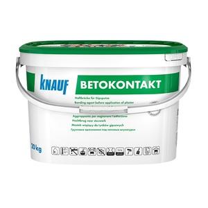 Бетоконтакт Knauf грунтовка для гипсовых штукатурок (20 кг)