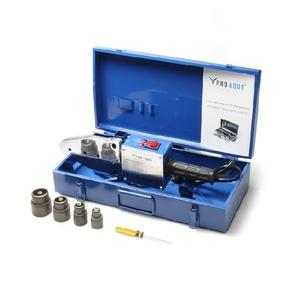 Аппарат для сварки полипропиленовых труб d=20-63 мм 1500 Вт 4 насадки