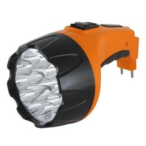 Фонарь ручной аккумуляторный, SQ0350-0041, 15 светодиодов