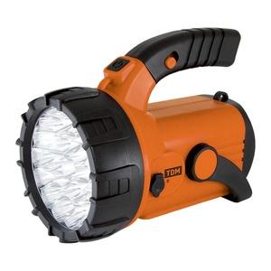 Фонарь-прожектор аккумул., SQ0350-0036, зарядка 230/12В