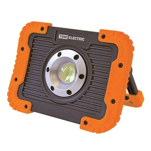 Фонарь-прожектор аккумул., SQ0350-0057, LED 10Вт, USB-кабель, IP64