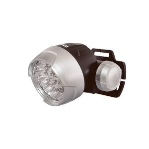 Фонарь налобный, SQ0350-0004, 54Лм/Вт, на 3хААА, 18 светодиодов