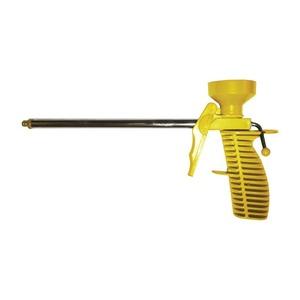 Пистолет для монтажной пены Biber 60115 пластмассовый корпус