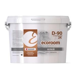 Клей полиуретановый Ecoroom PU-90 2К для паркета 10 кг