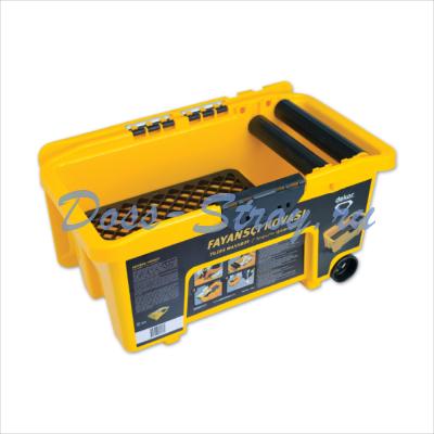 Ящик-ёмкость DEKOR 25 литр для отделочных работ пластиковый