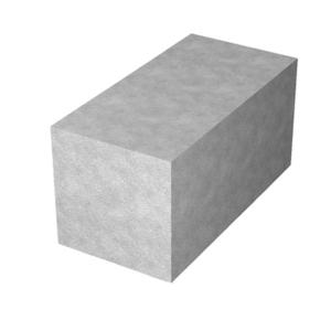 Блок фундаментный сплошной (ФБС 4-2-2) 400х200х200 мм