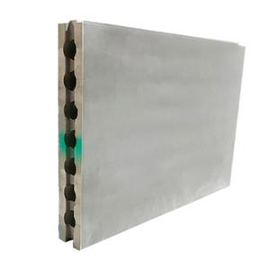 Плита гипсовая пазогребневая Волма 667х500х80 мм влагостойкая пустотелая