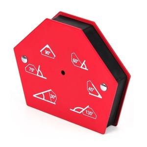 Уголок магнитный для сварки, усилие 23 кг, углы 30|45|60|75|90|135