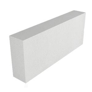 Блок стеновой газобетонный Д500, 600х250х100 мм