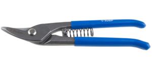 Ножницы по металлу ЗУБР Профессионал изогнутые левые Cr-V 220 мм