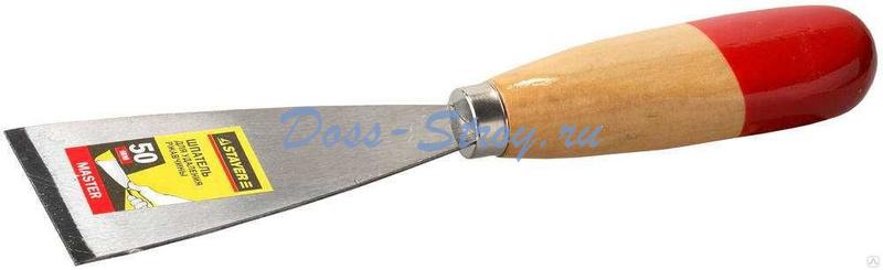 Шпатель STAYER MASTER для удаления ржавчины 50 мм