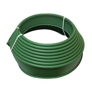Бордюр садовый Standartpark Канта, 100 мм х 10 м, пластик, оливковый/зеленый 82552-О/З