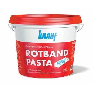 Шпаклевка готовая Knauf Rotband Pasta Profi (18 кг)