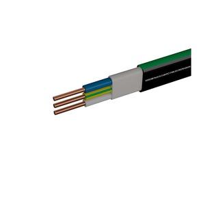 Кабель ВВГ-Пнг(А) Премиум 3х1,5 мм2, ГОСТ+, черный (бухта-10 п.м.)