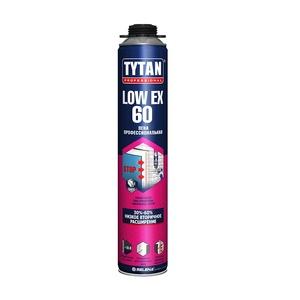 Пена профессиональная Титан LowEx 60 (750 мл)