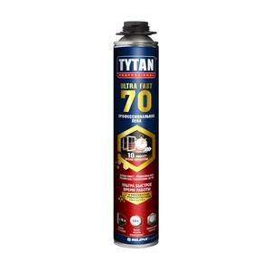 Пена профессиональная Титан Ultra Fast 70 (870 мл)