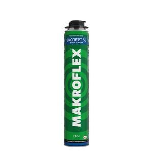 Пена монтажная Makroflex Expert 65 Pro, всесезонная (0,85 л)