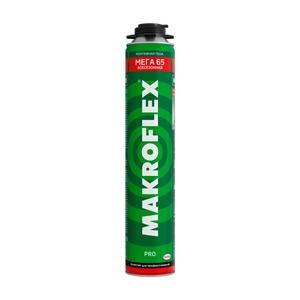 Пена монтажная Makroflex Mega 65 Pro, всесезонная, 0,85 л