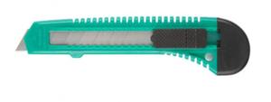 Нож DEXX с сегментированным лезвием инструментальная сталь Ст60 пластиковый корпус 18мм
