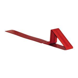 Снегозадержатель (крюк) для гибкой черепицы Красный