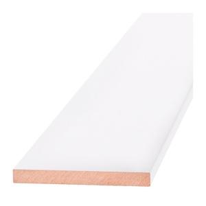 Добор Олови Белый ламинированный 100х10х2200 мм