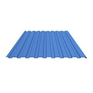 Профнастил С-20 (RAL 5005) синий насыщенный 1150х2000х0,4 мм (2,3 м2)