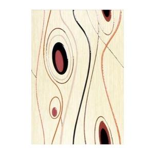 Декор 400х275х7,5 мм КЕРАМИН Сакура 3 Геометрия панно