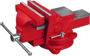 Слесарные тиски MIRAX 150 мм