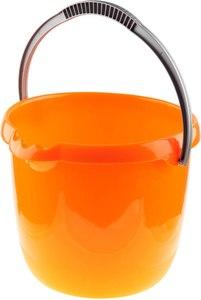 Ведро пластиковое МОП DEXX 12 л для непищевых продуктов с держателем