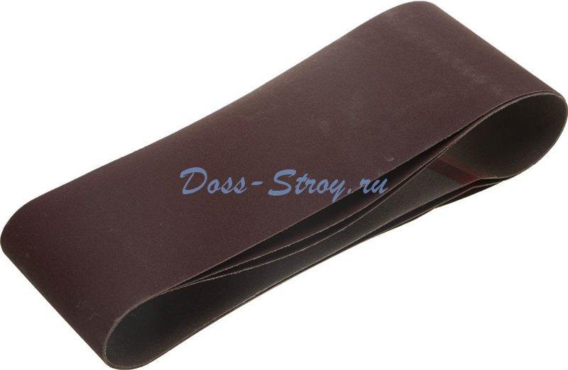 Лента шлифовальная универсальная бесконечная на тканевой основе URAGAN FLEX-MAX для ЛШМ P120 100х610 мм 10шт