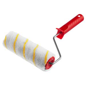 Валик малярный MIRAX POLYTEX 180 мм d=40 мм ворс 12 мм ручка d=6 мм
