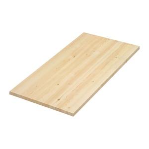 Щит мебельный, сорт АВ хв/п 18х200х1000 мм
