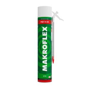 Пена монтажная Makroflex Mega 65 STD, 0,85 л