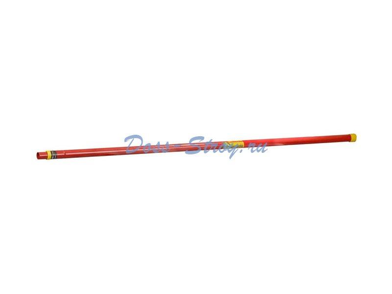 Телескопическая ручка GRINDA для штанговых сучкорезов стальная
