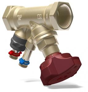 Балансировочный клапан STAD без дренажа PN20