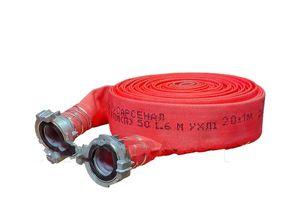 Рукава пожарные напорные латексированные Латекс 1,6 Мпа длина 20 м