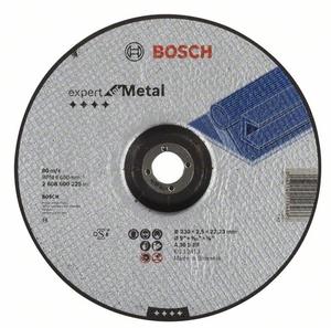 Диск отрезной по металлу 230х22,23 мм Bosch