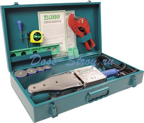 Аппарат для сварки полипропиленовых труб CANDAN CM-06 1500W