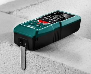 Дальномер LD-100 лазерный дальность 5см - 100 м точность 15 мм KRAFTOOL 34765