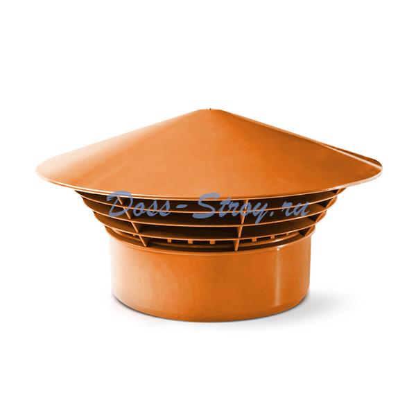 Дефлектор для гладкой наружной канализации