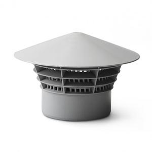 Зонт вентиляционный  ( дефлектор )  Polytron Comfort для внутренней канализации