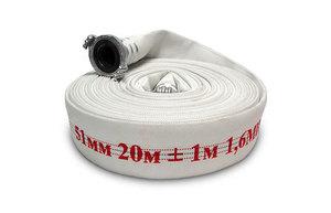 Рукава пожарные напорные Стандарт Гетекс 1,6 Мпа длина 20 м