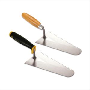 Кельма для ячеистого бетона DEKOR 220 мм деревянная ручка