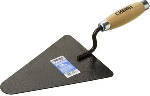 Кельма бетонщика с деревянной усиленной ручкой СИБИН 200 мм